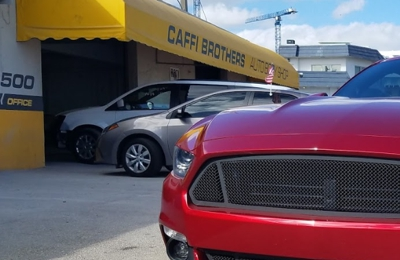 Caffi Brothers Auto Body Shop- - Hollywood, FL