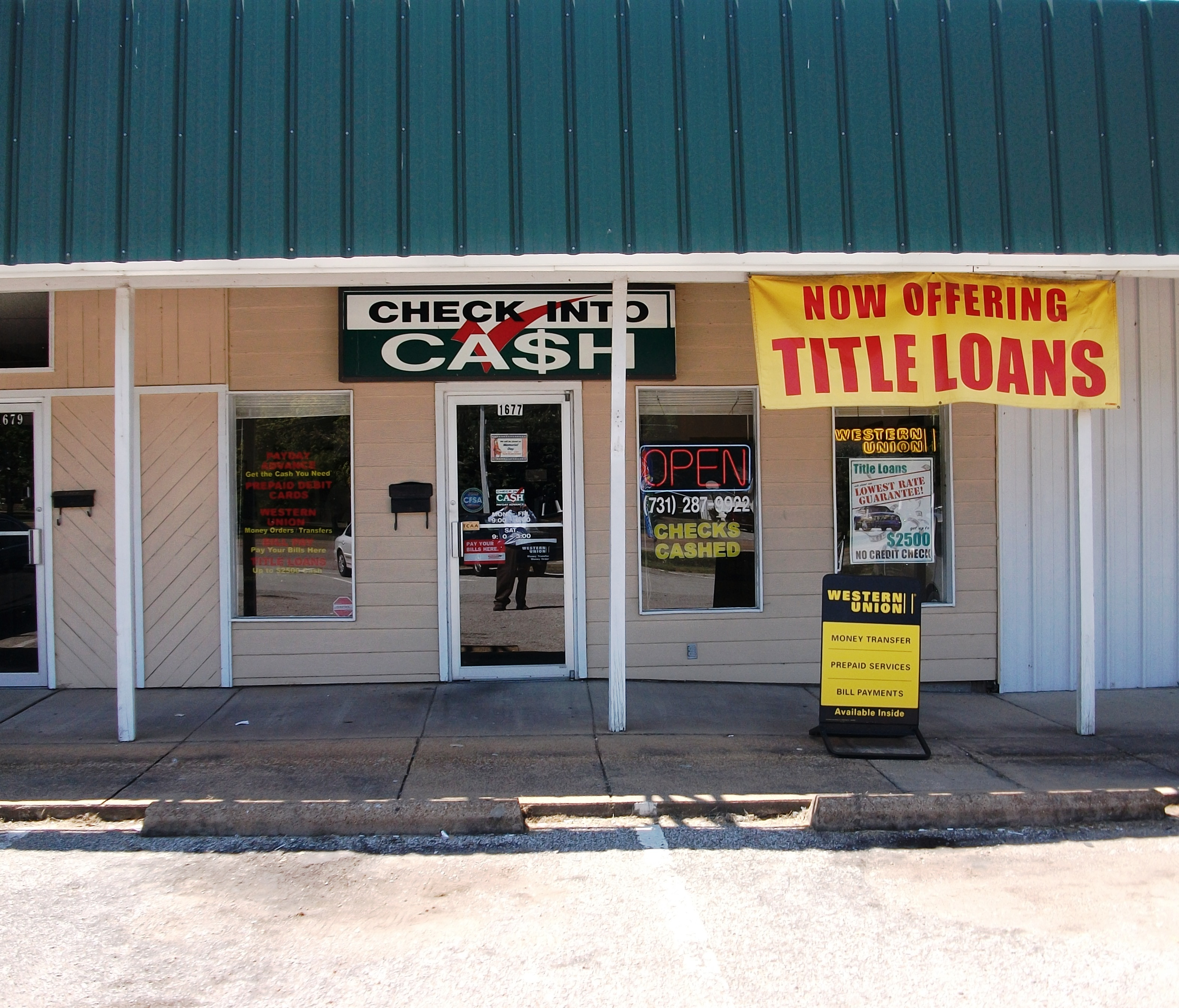 Cash advance el cajon blvd picture 8