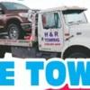 H  & R Towing