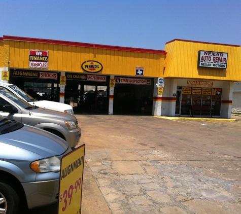 Nexar Auto Repair - Houston, TX