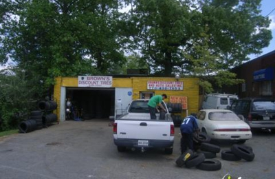 Browns Discount Tires - Atlanta, GA