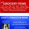 Coop's Tobacco & More