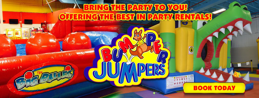 Bumper Jumpers Indoor Playground Greensboro NC YPcom - Childrens birthday parties greensboro nc