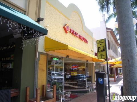 Pizza Rustica, Hollywood FL
