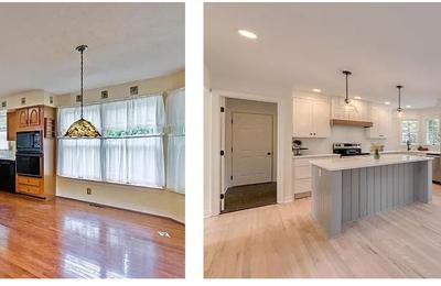 Old Bay Remodeling - Elkridge, MD. Kitchen remodeling before and after Old bay remodeling Baltimore MD