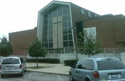 St Gertrude Church - Franklin Park, IL