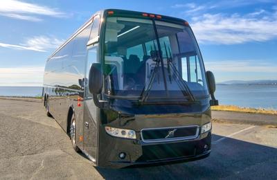 SF Pinnacle Limo - South San Francisco, CA. 55 Pax Coach