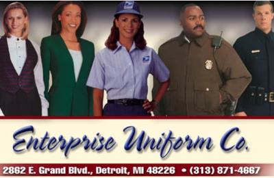 Enterprise Uniform Co - Detroit, MI