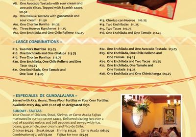 Ayutla's Family Mexican Restaurant 630 E Simcoe Dr