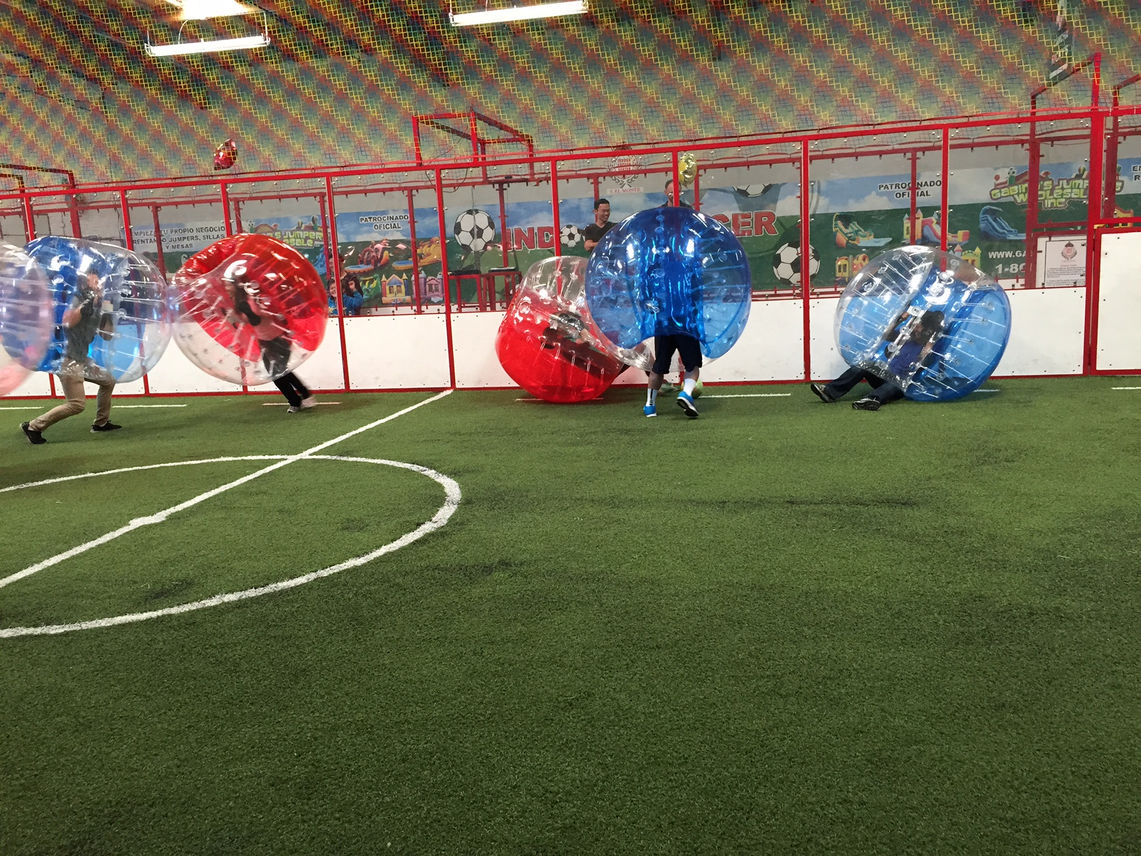 Indoor Soccer Center Amp Bubble Ball Soccer 2708 Chico Ave