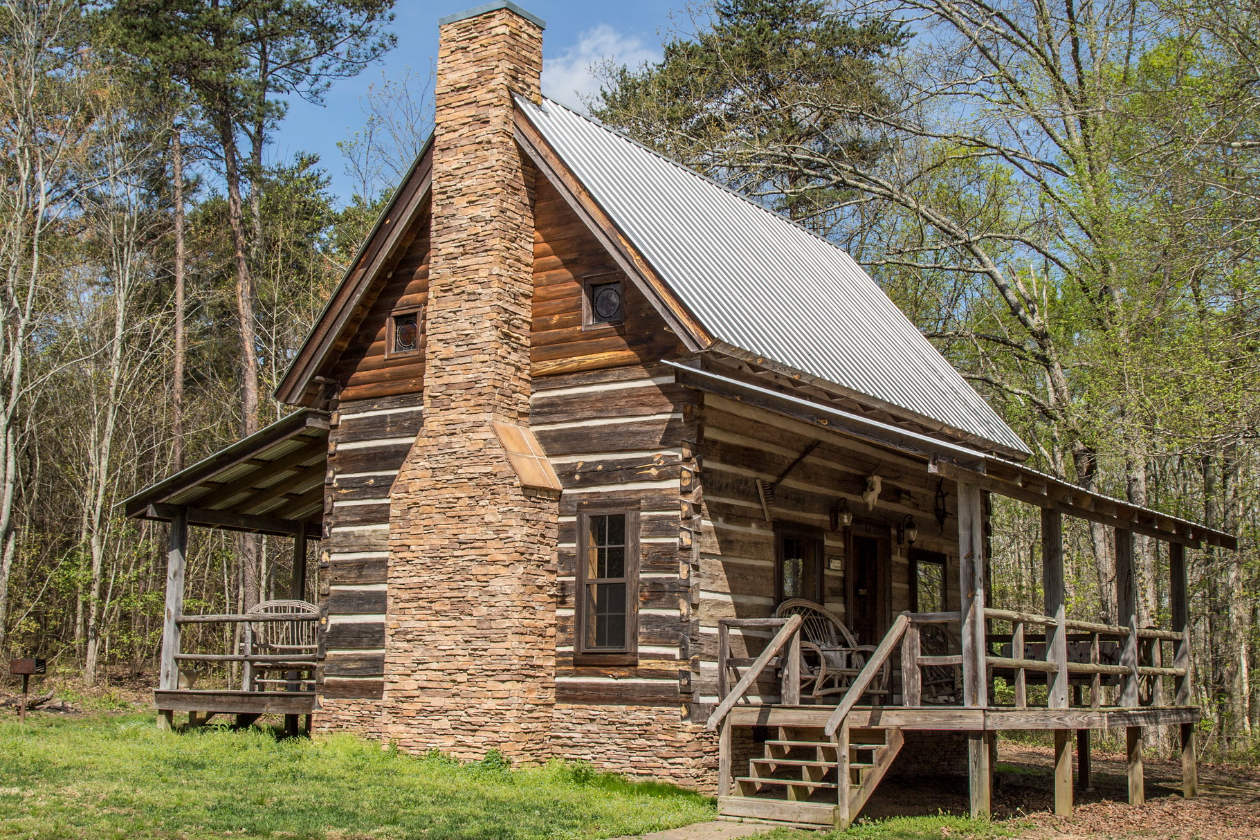 for log cabin living hgtv cabins alabama sale shows in
