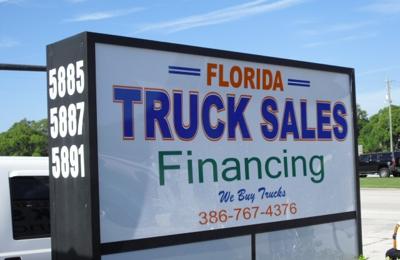 Florida Truck Sales >> Florida Truck Sales 5887 S Ridgewood Ave Port Orange Fl