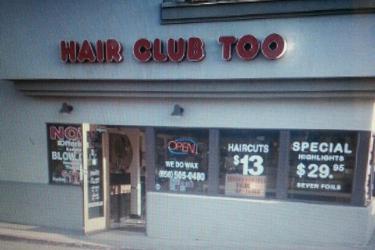 Hair Club Too