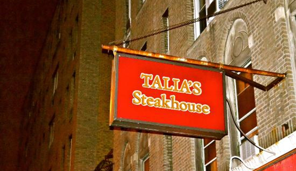 Talia's Steakhouse & Bar - New York, NY