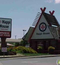 Happi House Restaurant - San Jose, CA