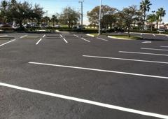 All Florida Striping & Sealcoating