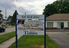 Farm Bureau Financial Services - Chris J. Oberbroeckling - Marion, IA