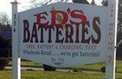 Ed's Batteries - Westbrook, ME