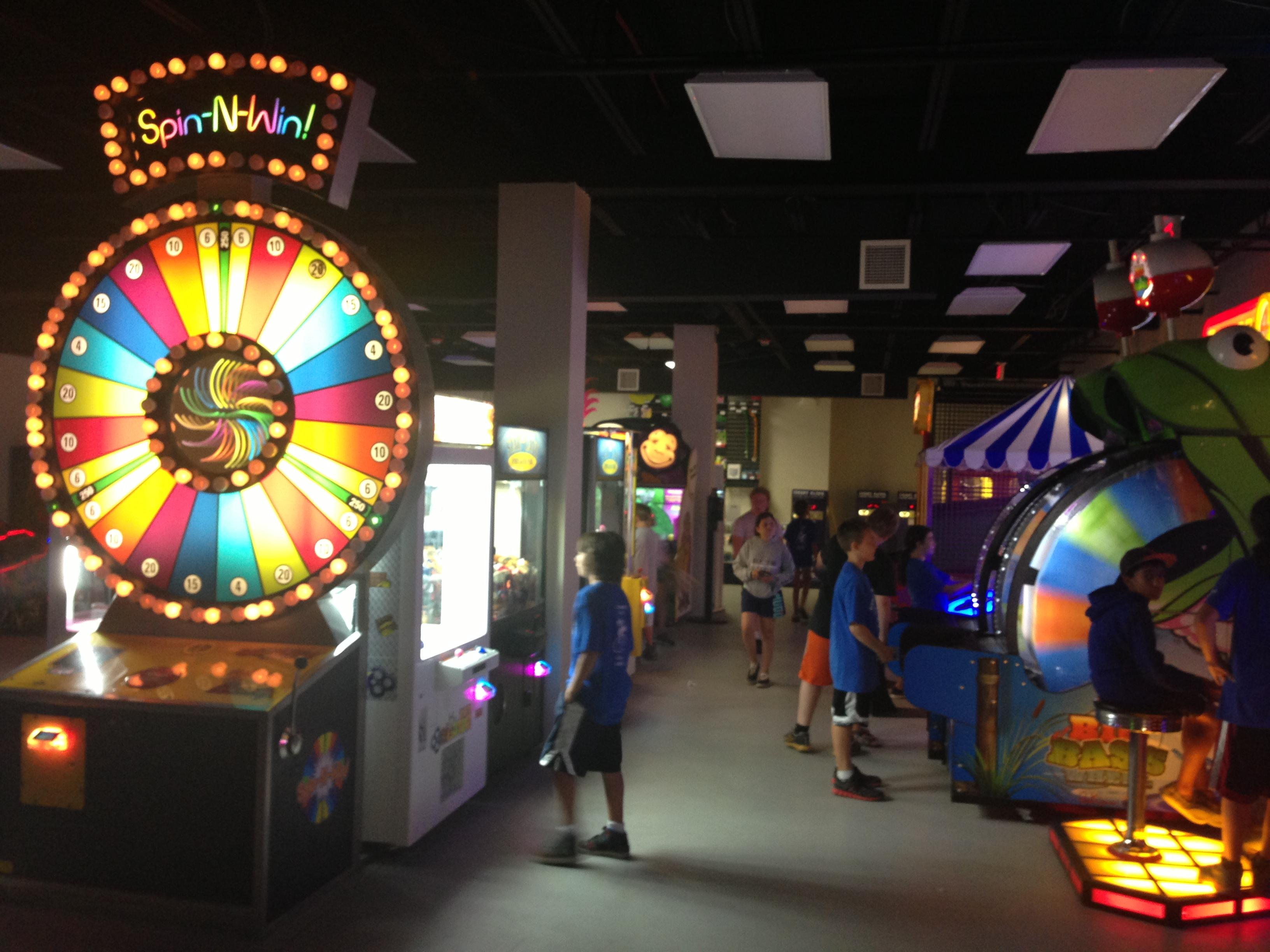Starland Sports Amp Fun Park 645 Washington St Hanover Ma