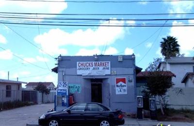 Chuck's Market - San Diego, CA