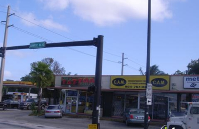 My Tattoo Shop Ft Lauderdale 900 W Sunrise Blvd, Fort Lauderdale, FL ...