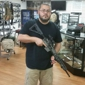 Universal Weapons - Orlando, FL. My new custom made AR15 that Frank built for me.