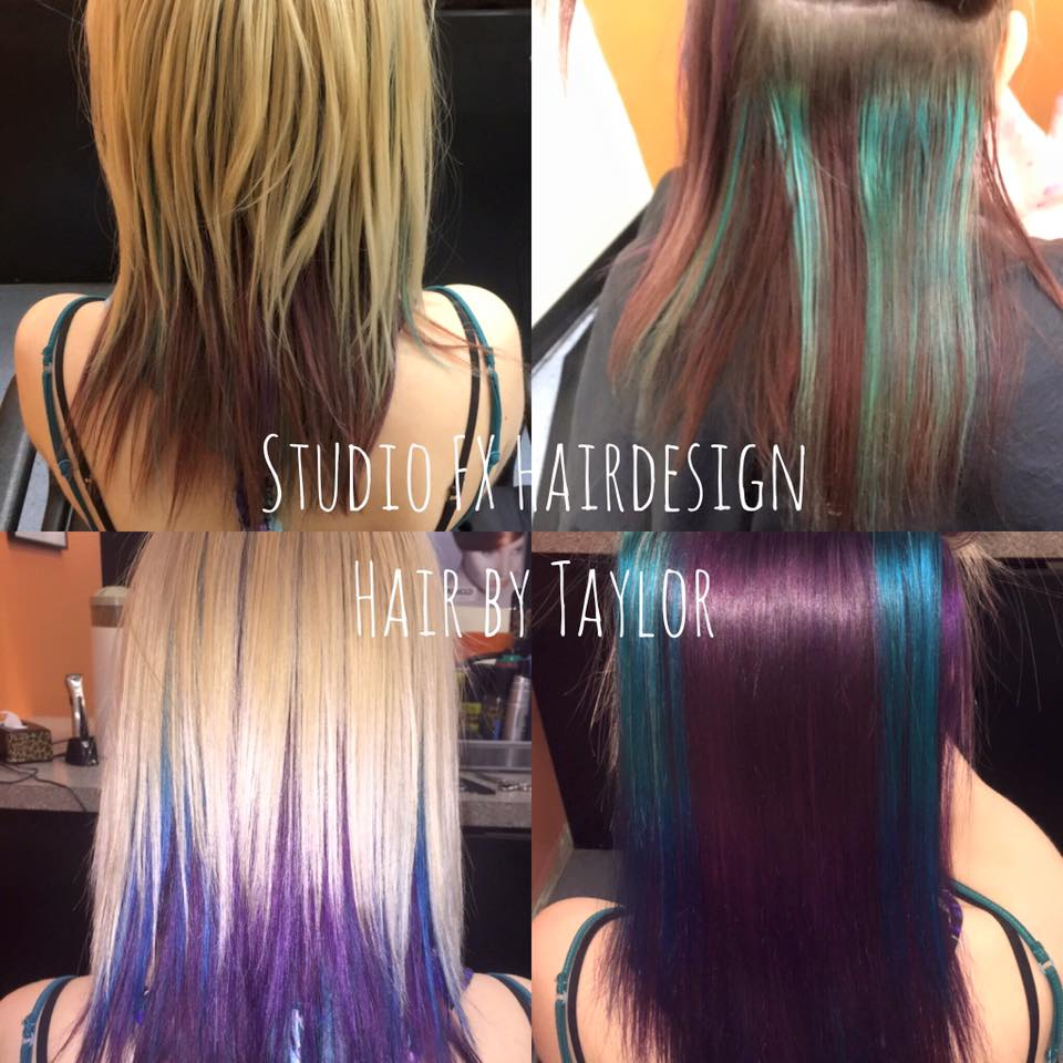 Studio Fx Hair Design Llc 1501 Huffman Rd Ste 196 Anchorage Ak