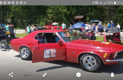 Superior Transmissions - Cedar Springs, MI. First  PARADE on Memorial Day 2016...purring like a kitten!