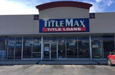 TitleMax Title Loans - San Antonio, TX