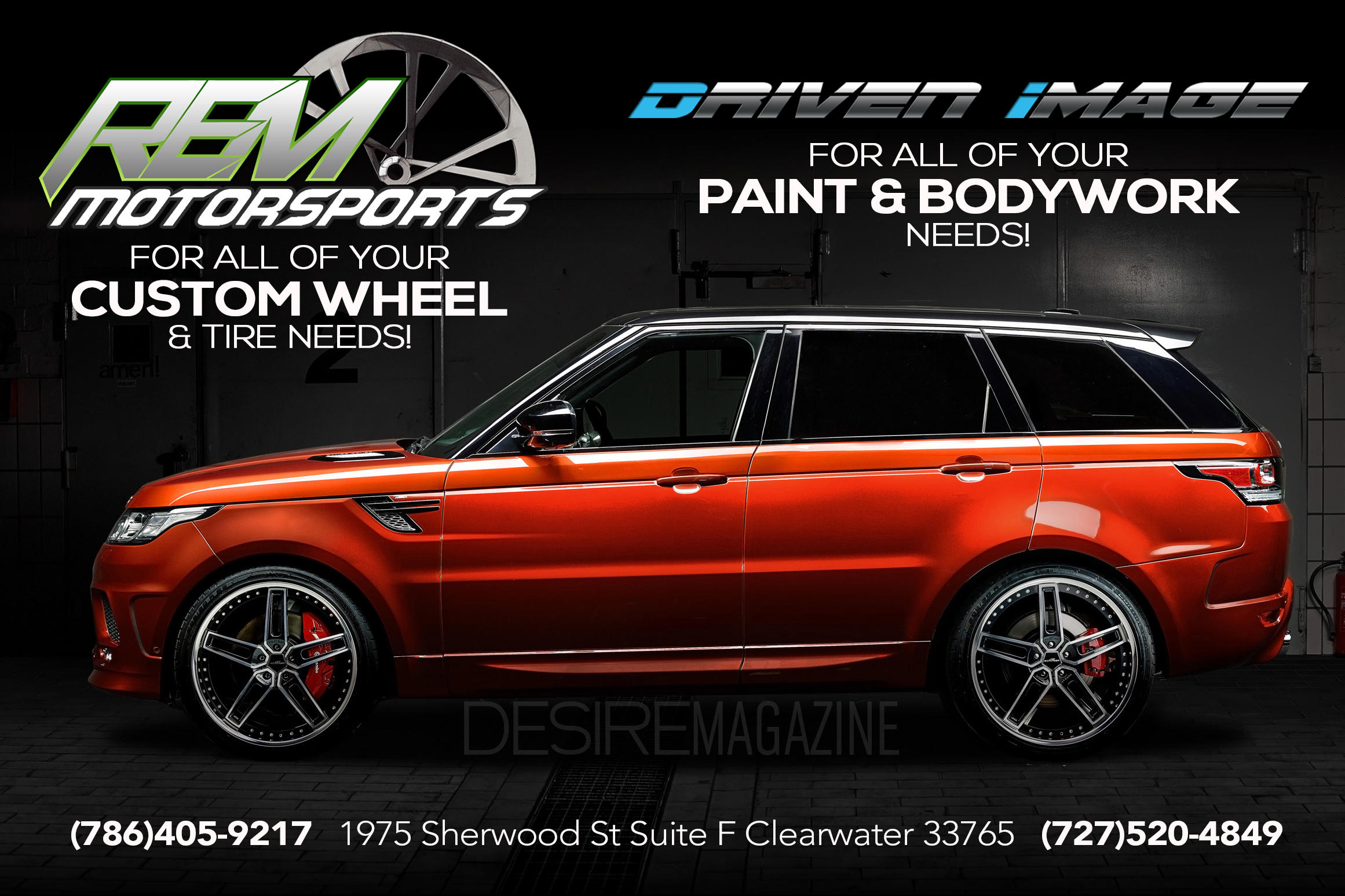 REM Motorsports Wheels & Tires Clearwater FL YP