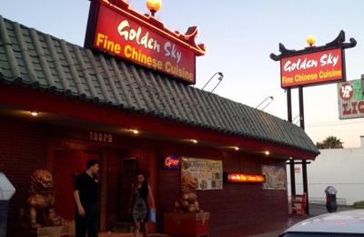 Golden Sky - Van Nuys, CA. Golden Sky