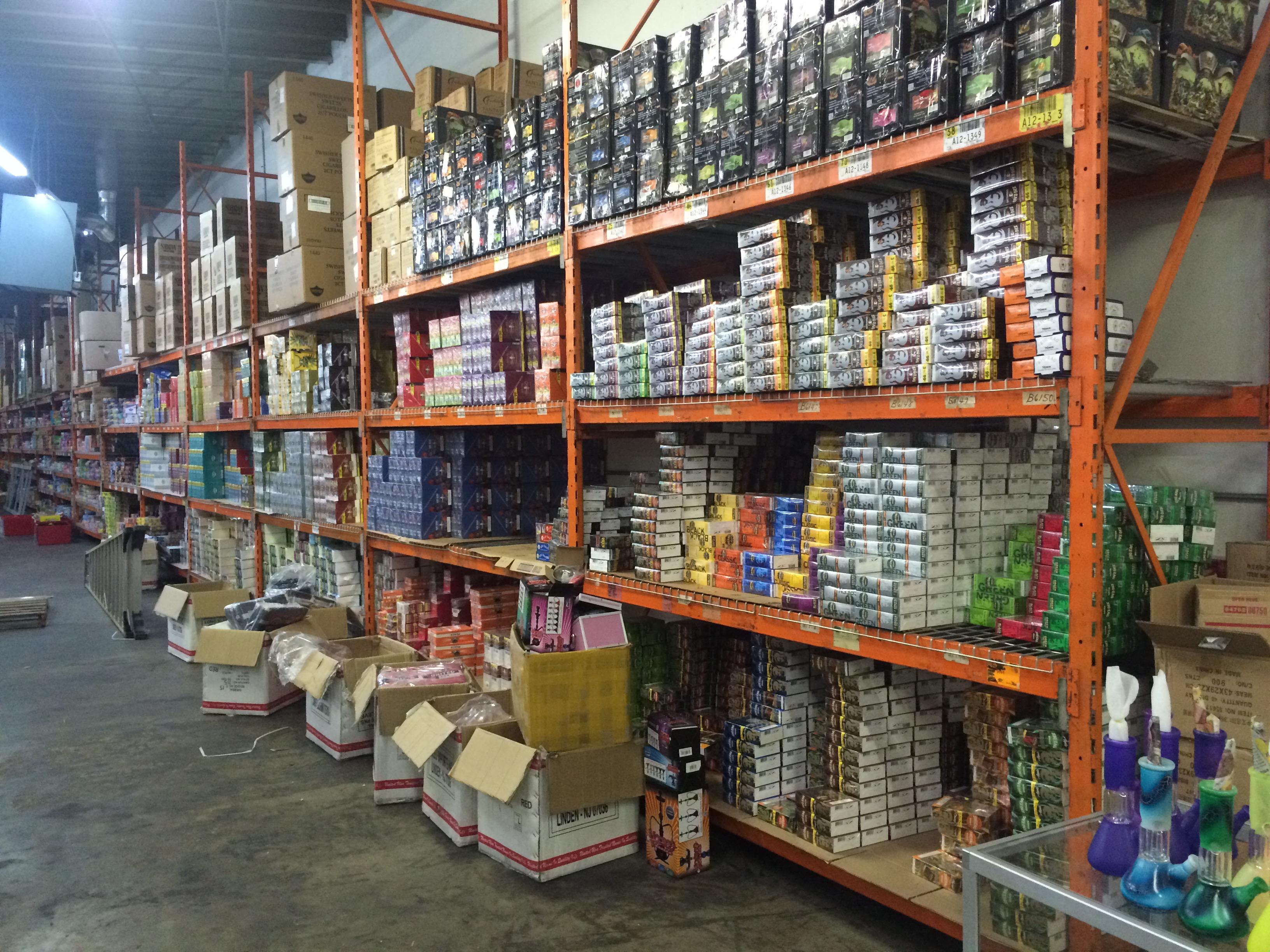 USA Wholesale & Distributing 203 Blount St, Fayetteville, NC