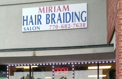 Miriam Hair Braiding Salon - Lawrenceville, GA