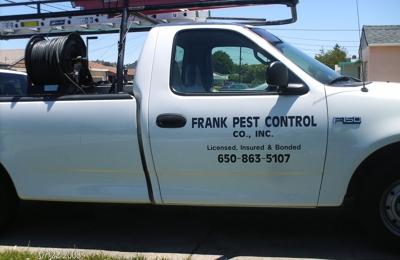 Frank Pest Control Co., Inc - San Leandro, CA
