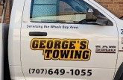 George's Towing - Vallejo, CA