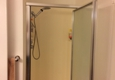 A Dan The Handyman - Santa Ana, CA. Before bathroom remodel