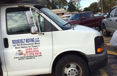 Roosevelt Moving LLC - Annandale, VA