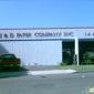 J & D Paper Co Inc - Anaheim, CA