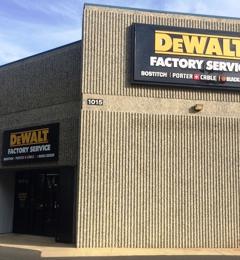 DeWalt Factory Service 1015 N Market Blvd Ste 2, Sacramento