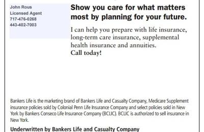 conseco health insurance company