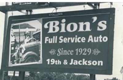 Bion's Service Center - La Crosse, WI