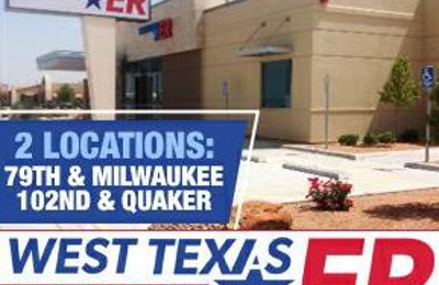 West Texas ER - Lubbock, TX