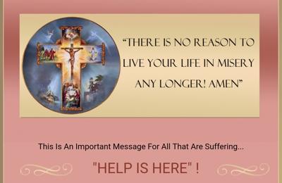 Psychic Rev  Mother Jayce Spiritualist, Reader, Healer & Advisor