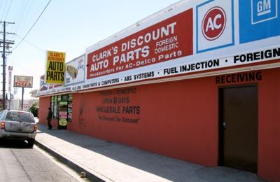 Clark's Discount Auto Parts - Bellflower, CA