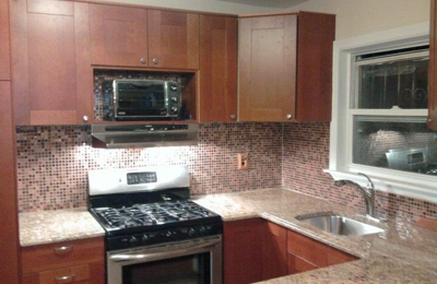 JW Development Corp. - New York, NY. Kitchen Renovation. **AFTER**