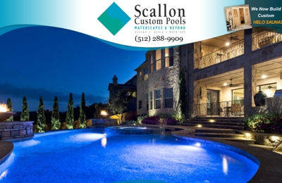 Scallon Custom Pools - Austin, TX