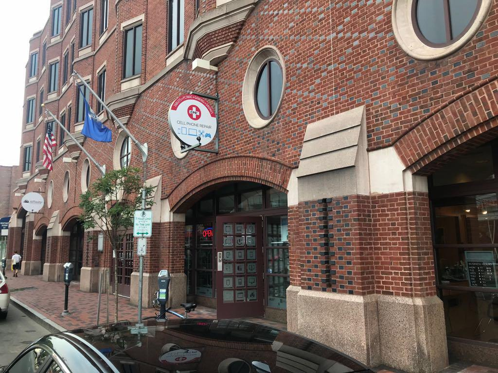 CPR Cell Phone Repair Downtown New Haven 55 Whitney Ave, Unit C, New