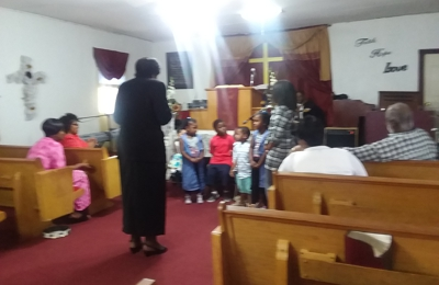 Greater New Victory Missionary Baptist Church - Houston, TX. Sunday School