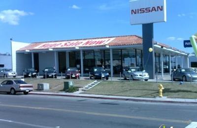 Mossy Nissan Kearny Mesa - San Diego, CA