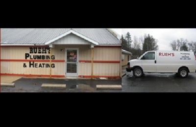 Rueh's Plumbing & Heating - White Cloud, MI